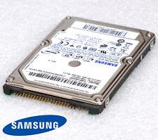 """2,5"""" 6.35cm 160gb PATA IDE Disco Rigido HDD Samsung SpinPoint hm160hc 5400u/m o583"""