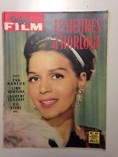 NOUS DEUX FILM N°61 1959 12 HEURES D'HORLOGE / BARTOK LINO VENTURA TERZIEFF