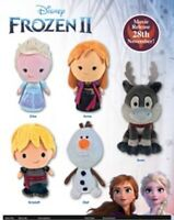 Disney FROZEN 2- Assorted Plush Soft Toy Doll 20cm BNWT Licensed ANNA,SVEN,OLAF