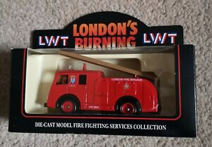 London's Burning Die Cast Model Fire Engine