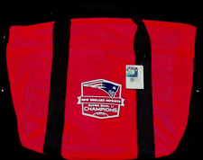 (New) KOLDER Soft Briefcase Insulated Cooler Bag N.E. PATRIOTS 2017 LI Champion