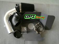 Blk Cold Air Intake Filter 03-07 Dodge Ram 2500 3500 5.9L L6 Turbo Diesel