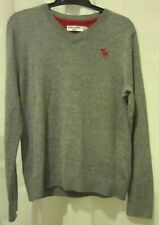 Abercrombie Boys Jumper - Grey - Age 9/10