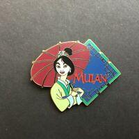 12 Months of Magic - Mulan - Disney Pin 14376