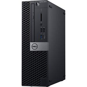 Dell OptiPlex 5070 SFF - Core i5 3.0GHz 16GB 512GB GeForce GT730 2gb Wanty2024