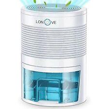 Lonove Dehumidifier - 2200 Cubic Feet Small Dehumidifiers -Read!-