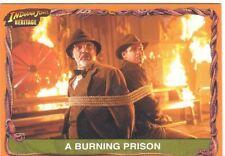Indiana Jones Heritage White Back Parallel Base Card Ltd 500 #68
