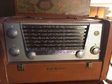 RCA Victor Strato World Tube Radio Model 7- BX-10 Shortwave Radio