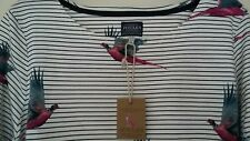 JOULES  Pheasant Stripe Top ~Size 18 ~ BRAND NEW WITH TAGS!