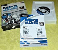 MP3 Maker 11deluxe -