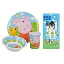 Peppa Pig Kitchen Dining Items For Children For Sale Ebay