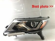 2017 2018 2019 Nissan Pathfinder Headlight Left Driver Side LED OEM  260609PF1A