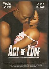DVD ZONE 2--ACT OF LOVE--SNIPES/LATHAN/BYHEWOOD