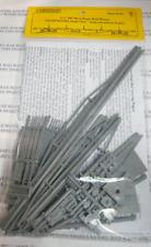 Cambrian C27 Salmon - Long wb Bogies Plastic Kit OO Gauge