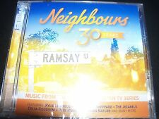 Neighbours 30 Years MUSIC From The TV Series 2 CD Kylie Minogue Delta Goodrem &