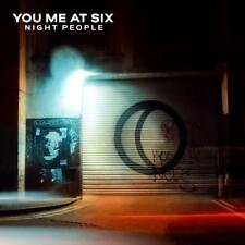 You Me At Six - Night People (2017)  CD  NEW/SEALED  SPEEDYPOST