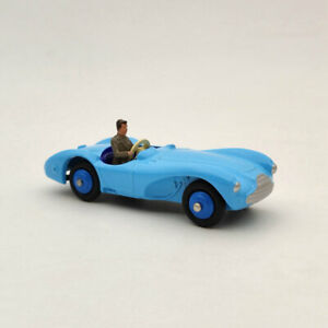 DeAgostini Dinky Toys 104 Aston Martin DB3S Blue Diecast Models Collection 1:43