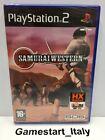 SAMURAI WESTERN - SONY PS2 - NEUF ET SCELLÉ - PAL NEW SEALED PLAYSTATION 2