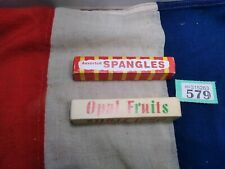 More details for vintage confectionery dummy sweet packets