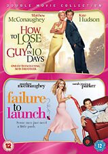 FAILURE TO LAUNCH / HOW TO LOSE - DVD - REGION 2 UK