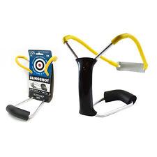 Brand New Trumark WS-1 Accurate Wrist-Locking Hunting SLINGSHOT 225 Yard Range!