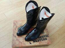 Laredo Men's Black Leather London Boots - Size 11 EW  New in Box!