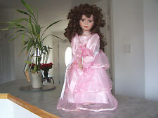 MISS QUINCE ANOS NORMA L. OCHOA Doll In Pink Dress 04-17-04