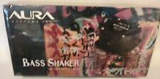 Aura Bass Shakers AST-1B-4 (1-Pair) Home Theater/Car Audio Bass Enhancers