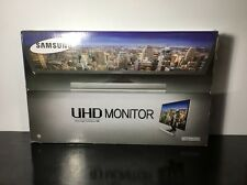 "Samsung UE590 Series 28"" LED 4K UHD Monitor U28E590D - Black"