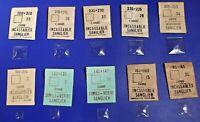 Verre de montre Sanglier - Carré incassable (bombé) - 10 à 25,5 mm - NEUF