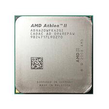 Amd Athlon Ii X4 620 Cpu Quad-Core 2.6 Ghz 2M Socket Am3 Processors