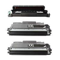 2x XXL Toner + Trommel  kompatibel für Brother MFC-7320 / MFC-7440N MFC7840W