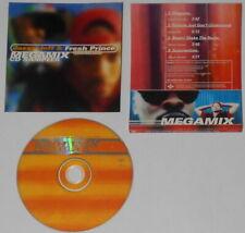 Jazzy Jeff & Fresh Prince - Megamix cd Sampler - 1998 U.S promo cd