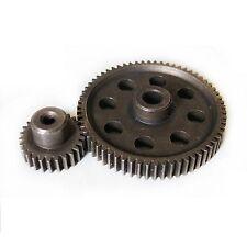 HSP RC 1/10 11184 & 11176 Differential Steel Metal Main Gear 64T Motor Gear 26T