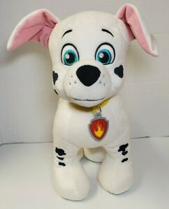 Build A Bear Paw Patrol Marshall Dalmatian Pup Plush