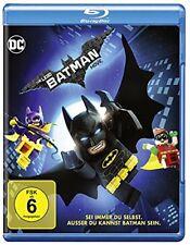 The LEGO Batman Movie Blu-ray Der Kinofilm NEU OVP
