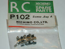 vintage NICHIMO japan P102 screw bag B vis set VANTAGE