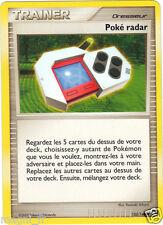 Pokémon n° 133/146 - Trainer Dresseur - Poké radar
