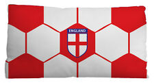 Children's Scatter Cushion Kids Travel Pillow Red Football England St George