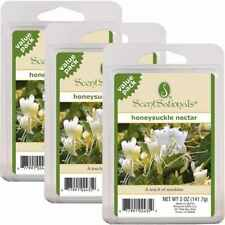 ScentSationals Value Wax Pack Honeysuckle Home Fragrance Scent Office Room Aroma