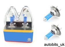 2X Headlight Bulbs 499 / 477 H7 Super White Xenon 100w Hid Low / Dipped Beam