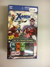 1 x Dice Masters - Marvel - Uncanny X-Men 2 Player Starter Set Wizkids BNIB