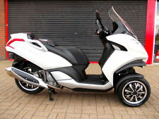 Electric start 375 to 524 cc Scooters
