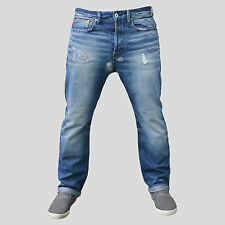 G-STAR RAW US FIRST STRAIGHT JEANS. Gr: 33/32. Limited Edition Red Listing. NEU