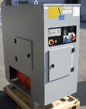 6 kVA Lombardini Diesel Heimkraftwerk 230 400 V Notstromaggregat Stromerzeuger