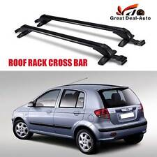 Aluminium Alloy Roof Rack Cross Bars for Hyundai Getz 2002-2010 5-door hatchback