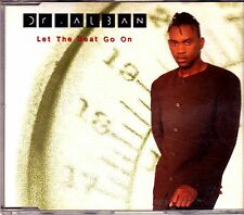 DR Alban- Let the Beat go on cd maxi single