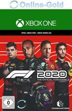 [Xbox One / Series X S] F1 2020 - Download Key Digital Game Code Sport [DE] [EU]