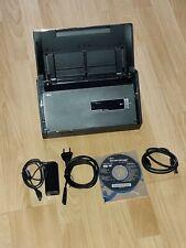 Fujitsu Scansnap iX500 Dokumenten-Scanner USB WLAN Duplex Einzug 50 Blatt bis A4