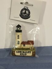 Lefton Lighthouse Collection Refrigerator Magnet Admiralty Head Coupeville Wa